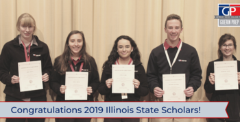 Meet our 2019 Illinois State Scholars!