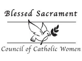 Council of Catholic Women Meeting on Monday, April 19th at 7pm in the Parish Hall