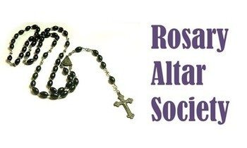 Altar Rosary Society First Fall Meeting