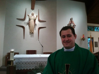 Father Luke Blicharski
