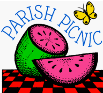 Parish Family Mardi Gras Picnic