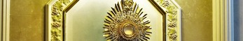 ADULT SESSION ON THE EUCHARIST TUESDAY, June 22nd at 10 am and 7 pm
