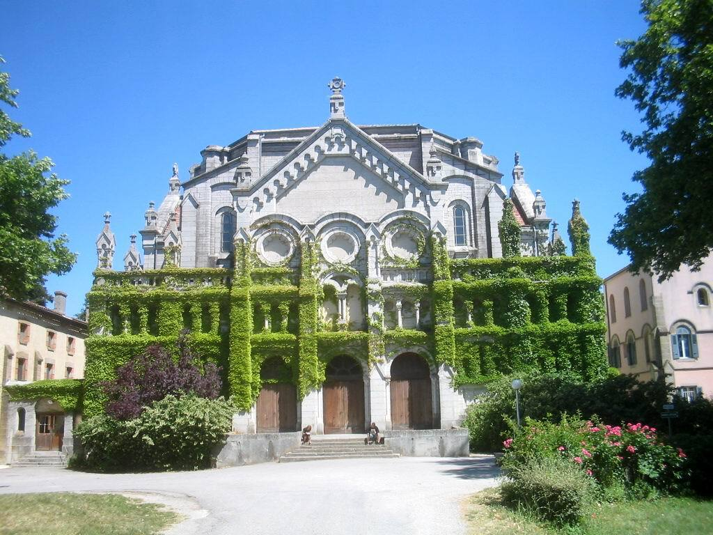 Monastery at Prouille, France