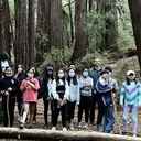 Sinai Youth group Hike at Thornewood Open Space Preserve