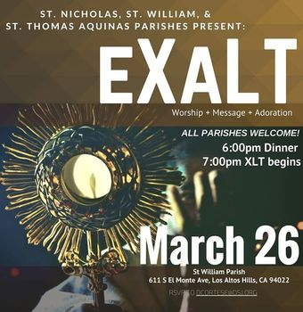 eXaLT Family Praise Night - This Weekend! Retreat Photos, Summer Events and More Inside