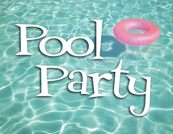 HS Youth Group (Pool Party)