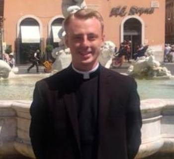 Luke Powers to be ordained to the diaconate
