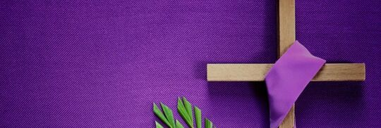 Praying Lent from Creighton University's Collaborative Ministry