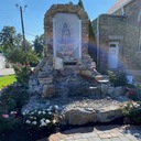 We are excited to announce the completion of the grotto to Our Lady of Guadalupe in Swedesboro.