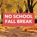 Fall Break - No School