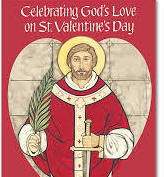 Feast of St. Valentine (pink/red shirts) OR Spirit Wear Day