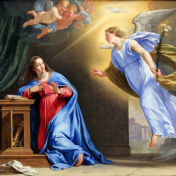 The Annunciation of the Lord