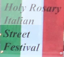 *Postponed* Trash Pickup at Holy Rosary Italian Street Festival