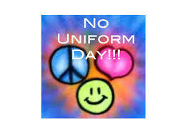 Out-of-Uniform Day