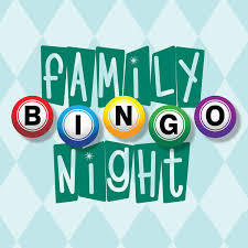 Family Night with Bingo & Pizza 6-8pm