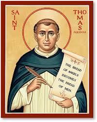 Feast of St. Thomas Aquinas