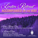 Diocesan Lenten Retreat
