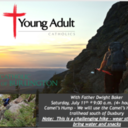 Young Adult Hike (Camel's Hump)