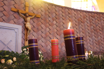 Advent Reflection with Bishop Christopher Coyne