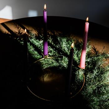 Taking the Time for Advent (Online Presentation)
