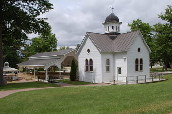 Diocesan Family Mass at St. Anne's Shrine