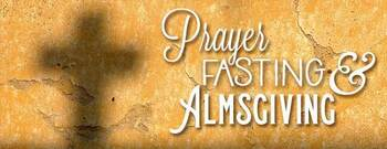 An Evening of Reflection: Building a Culture of Encounter Through Fasting, Prayer, Almsgiving