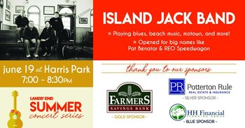 Summer Concert Series: Food Stand
