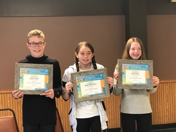 Kiwanis Terrific Kids Awards