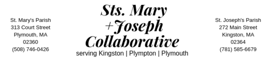 Sts. Mary & Joseph Collaborative