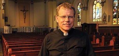 St. Mary's welcomes a new pastor
