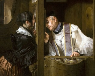 Confession is a Sacrament of the Catholic Church. Visit one of our churches for confession.