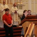 Bishop Coyne Celebrates Catholic Schools Mass