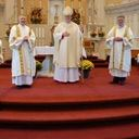 Ordination of new permanent deacons