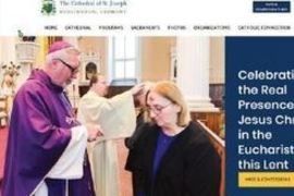 eCatholic website a success for Cathedral Parish