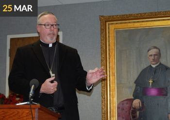 Diocese of Burlington to close all churches, chapels and indoor shrines as of 5:00 p.m. today