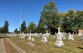Cemetery Upkeep Collections