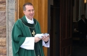 FAREWELL TO FR. LANCE HARLOW