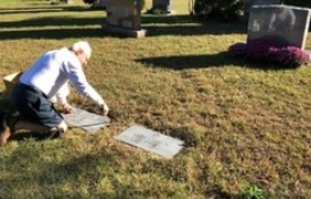 Find a relative's grave