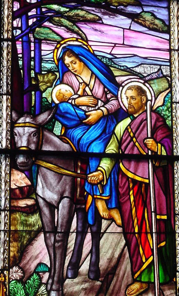 PRAY WITH US THE PRAYERS OF THE HOLY FAMILY