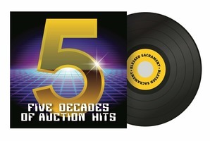 50th Annual Auction on Saturday, October 19