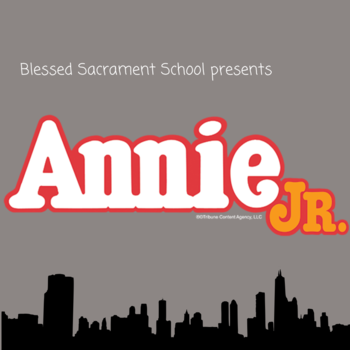 Annie Jr. is coming to B.S.S.