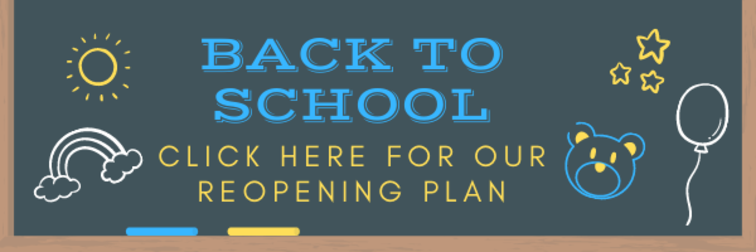 Back to School Reopening Plan