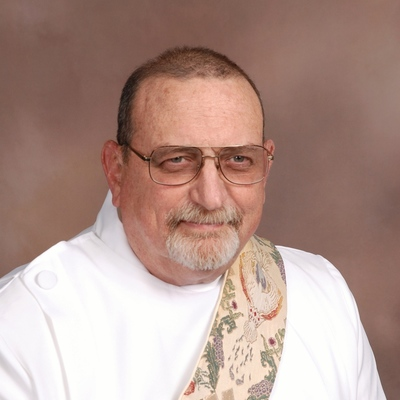 Deacon Jim Cox