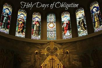 Immaculate Conception Vigil Mass and Mass