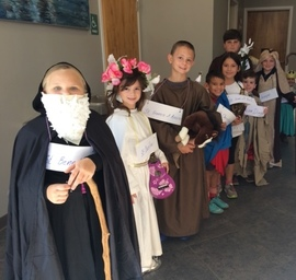 All Saints Day Parade