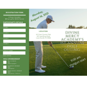 DMA's 1st Annual Golf Outing