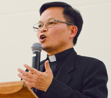 The Very Reverend Bich Nguyen