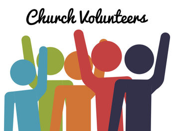 Church Volunteers Needed THIS Weekend ~ Contact Parish Office