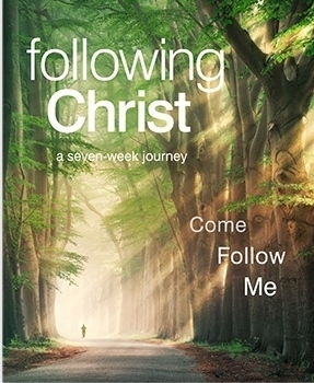 Online Following Christ – January 19 – March 9, 2021 ~ FREE!