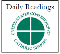 For Daily Readings during Holy Week & Easter ~ Visit USCCB